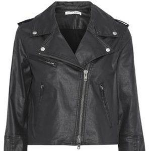 REBECCA MINKOFF  biker jacket size S